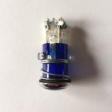 Laverda 750 S,SF,GT high beam blue light. for old key type Bosch headlamp