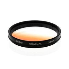 Filtros graduados naranja para cámaras
