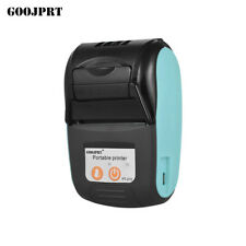 Wireless BT 4.0 Pocket Mini Thermal Receipt Printer for Android Mobile 58MM R5I6