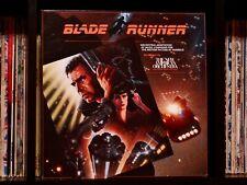 ♫ Blade Runner Film Score by New American Orchestra ♫ Near Mint 1982 Vinyl LP