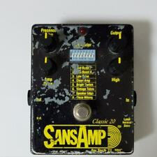 Tech21 Sansamp Classic 20 20th Limited Analog Amp Simulator Overdrive Distortion