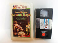 Vintage Walt Disney Darby O'Gill & Little People 1st Edition Clamshell VHS Movie
