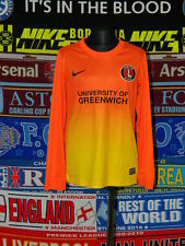 4.5/5 Charlton Athletic boys 10/12 yrs 137/147cm football shirt jersey trikot