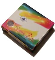 Green Tree Flower of Life Incense Cones (Retail Box - 12 Packs - 120 Cones)