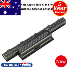 Battery AS10D31 AS10D41 AS10D51 AS10D61 for Acer Aspire 4551 4250 4741 4750 7750