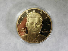 Life and Legacy of John F Kennedy A Life of Service and Bravery Comm. Coin