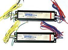 2x TECH-LITE Instant Start Electronic Ballast T8 Lamps 277V Volts