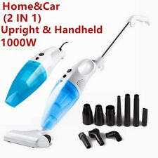 2 IN 1 HAND HELD UPRIGHT BAGLESS COMPACT LIGHTWEIGHT VACUUM CLEANER HOOVER 1000W