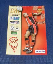 Lincoln City -v- Fulham 1998-1999
