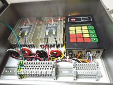 THERMON TC202A HEAT TRACING CONTROL MONITORING UNIT 480/240/120 ENCL 4X <712W1