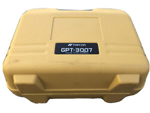 Topcon Total Station GPT-3007