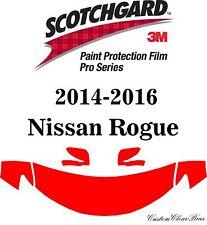 3M Scotchgard Paint Protection Film Pro Series Fits 2014 2015 2016 Nissan Rogue