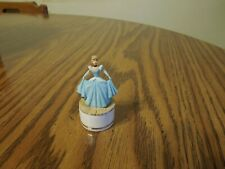 Disney Cast of Characters Collection porcelain Cinderella mini box