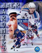 Jaromir Jagr New York Rangers NHL Licensed Unsigned Glossy  8x10 Photo A