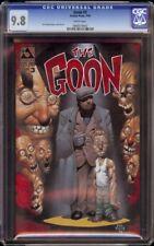 Goon # 3 CGC 9.8  White (Avatar 1999) Eric Powell art