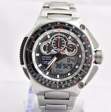 Citizen Eco-Drive Promaster SST Race Chronograph JW0010-52E Red Faded