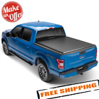 Lund 96074 Genesis Roll Up Tonneau Cover for 2004-2021 Ford F-150 8 Ft. Bed