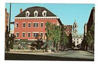 Trompe L'oeil Old Port Exchange Unused Vintage Postcard EB74