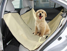 Pet Dog/Cat Car Travel Water Resistant Waterproof Hammock Bench Seat Cover