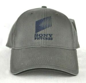 *SONY PICTURES STUDIOS* Hollywood Film Production Structured Ball cap hat OURAY