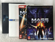 Mass Effect 1/3/Andromeda Official Strategy Game Guides