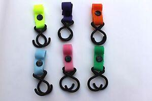 4 pcs AU Seller pram stroller hooks hangers  brand new