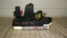 99 00 01 02 03 04 05 SAAB 95 RIGHT REAR DOOR LOCK LATCH ACTUATOR OEM 596-S-11