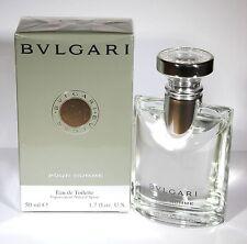 Blvgari Pour Homme By Bvlgari 1.6/1.7oz. Edt Spray For Men New In Box