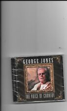 "GEORGE JONES, CD ""THE VOICE OF COUNTRY"" NEW SEALED"