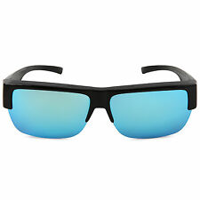 Cover Put on Polarized reading glasses Prescription Sunglasses fit over driving