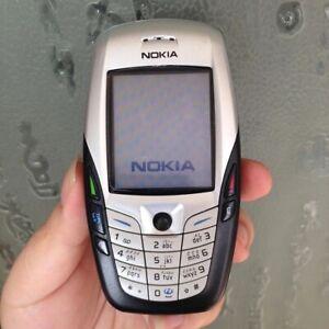 Nokia 6600 Classic Light grey (Unlocked) Smartphone GENUINE RARE Mobile Phone