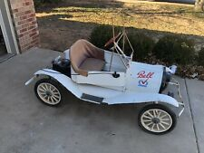 Bell Dairy Model T Crue Cut Shriner parade go cart Rare Collectible
