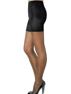 Spanx Women's Patterned Metallic Luxe Tight End Tights High Waist Bodyshaping