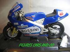 MOTO GUILOY 1/10 APRILIA 125 GIANLUIGI SCAVINI 1999