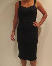 belounged by Conleys [Size L] Ladies Party Dress Stretch Dress Dress Black NIP