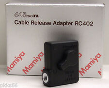 Mamiya 645 PRO TL Cable Release Adapter RC402