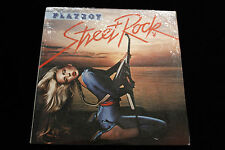Playboy STREET ROCK LP - SEALED MINT NIGHTLITE RECORDS NARDEM NFLP-2001 NAR-016