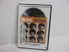 High Fidelity Staring John Cusack & Lisa Bonet! New Dvd! Catherine Zeta-Jones
