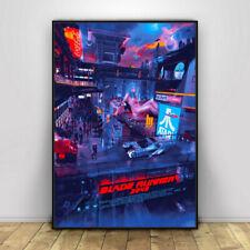 Blade Runner 2049 Vintage-Movies Poster-Vintage Comic Poster-Poster Print