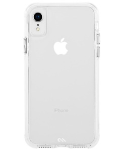 Case Mate Tough Clear Case for iPhone XR Clear