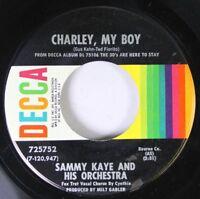 Jazz 45 Sammy Kaye And His Orchestra - Charley, My Boy / Hot Lips On Decca