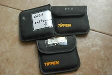 Tiffen 3x3 FLB,ND6 and more filters