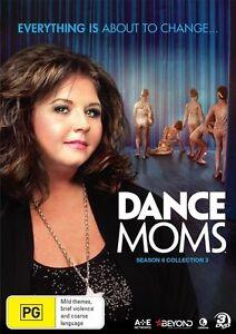 Dance Moms : Season 6 : Collection 3 - Brand new sealed 3dvd set - Region 4