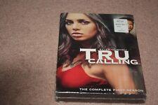 Tru Calling - Season 1 (DVD, 2004, 6-Disc Set) *Brand New Sealed*