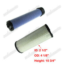 Air Filter Cleaner For DONALDSON P821575 P822858 BOBCAT 6672467 6672468 4114746