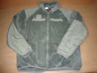 US Military Gen III Polartec Cold Weather Fleece Jacket VERY GOOD Multiple Sizes