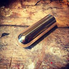 Vendita PROMOZIONALE barra di scorrimento in ottone lucido per Weissenborn Lap Steel by LEGNAIA Capo's