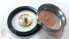 Espresso Rocket E-61 Group Full Head Kit, set Screen & 8mm Gasket, Brew Nozzle