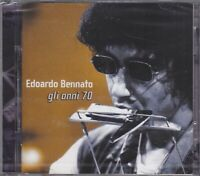 2 CD Box Set EDOARDO BENNATO - GLI ANNI 70 nuovo sigillato