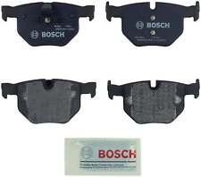 NEW OEM Bosch QuietCast Disc Brake Pad Set Rear BMW OE 34216763043
